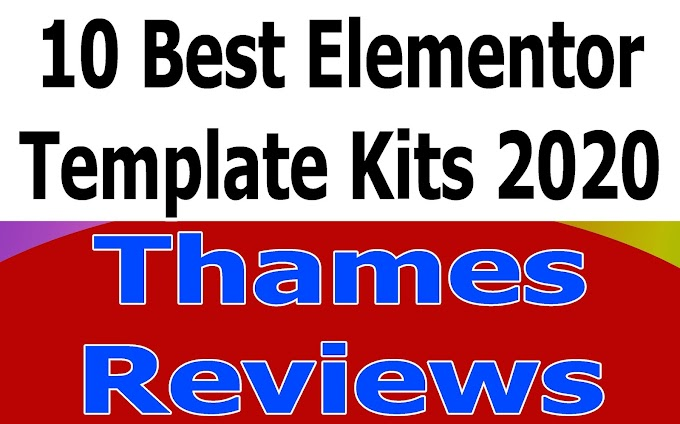 10 Best Elementor Template Kits 2020