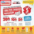 Katalog Alfamart Promo Terbaru 1 - 15 Maret 2020