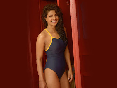 Priyanka Chopra Hot Bikini Photos From US TV Show Quantico