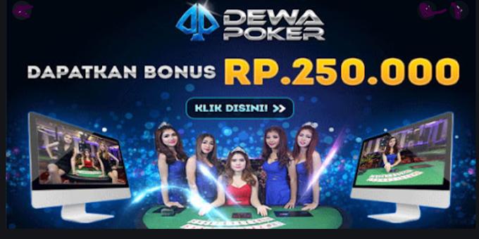 Online Poker Games at Dewapoker