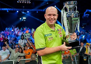 Darts European Championship 2019 draw: Schedule, dates, start times, Watch Online Live stream.