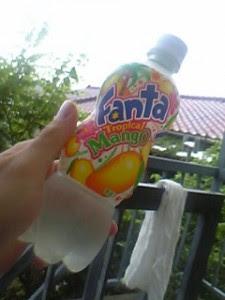 Fanta Tropical Mango