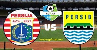 Persija vs Persib di SUGBK, Bobotoh Dilarang ke Jakarta