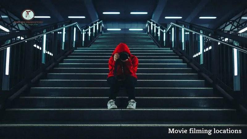 أختيار مواقع تصوير - أفلام السينما