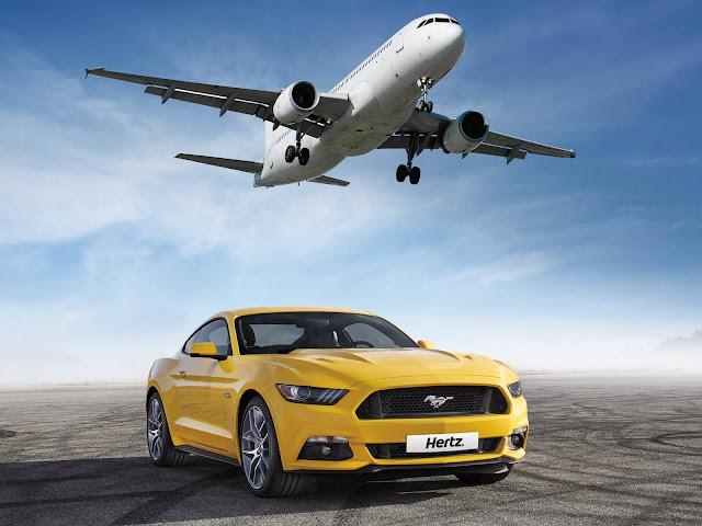 Hertz - Mustang