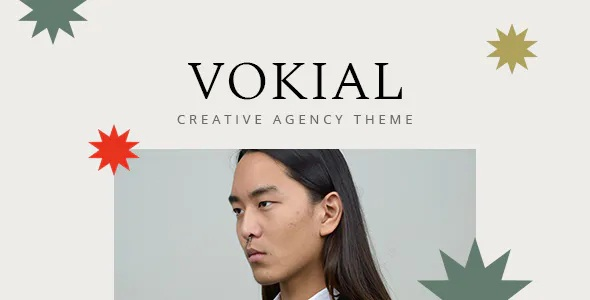 Best Creative Agency Theme