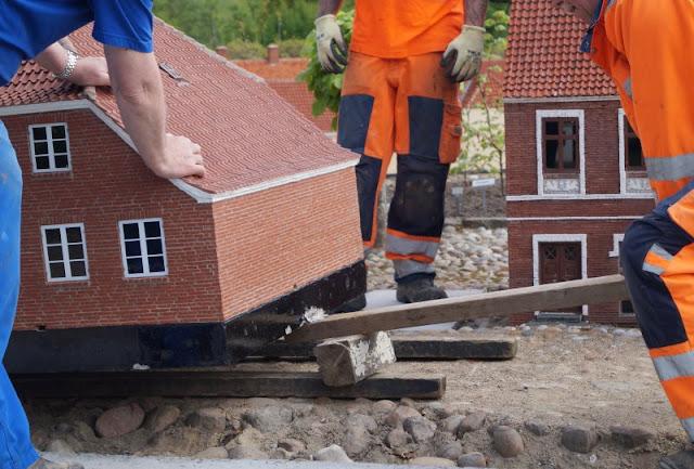 Spannende Ausflugsziele rund um Houstrup, Teil 2: Die Miniaturstadt Varde bzw. Varde Miniby und andere Tipps für Familien mit Kindern