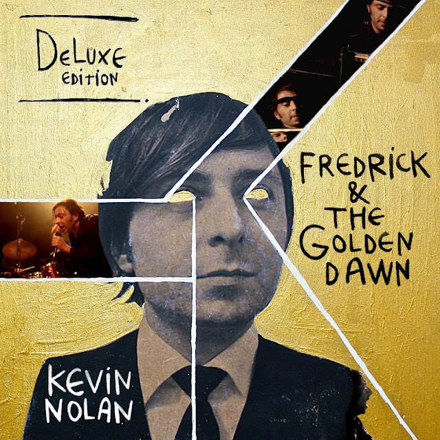 Kevin Nolan Fredrick & The Golden Dawn album deluxe