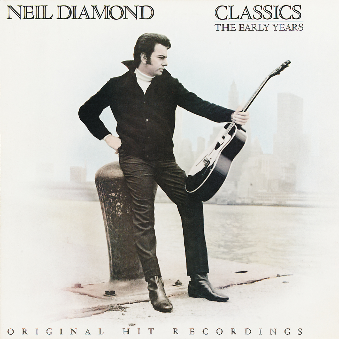 Cd Neil Diamond- Classics The Early Years Cover