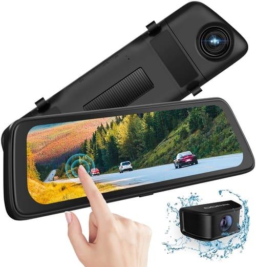 DDPAI Mola E3 2.5K Car Mirror Dash Cam