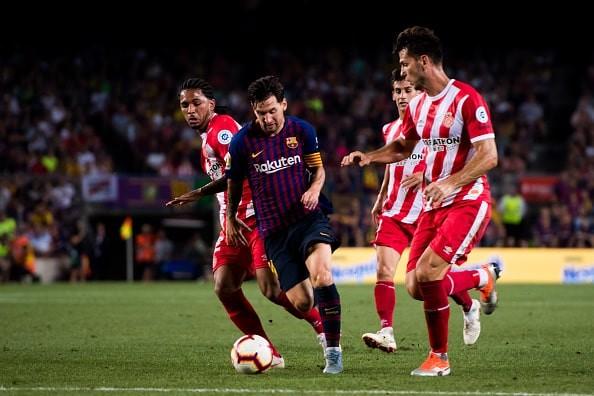 مشاهدة مباراة برشلونة وجيرونا بث مباشر اليوم 16-09-2020 مباراة ودية