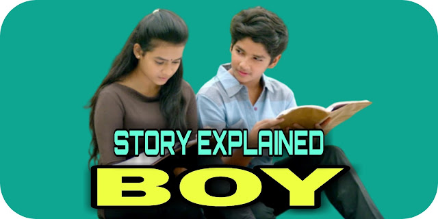 Boy (2020) Hindi Dubbed Movie