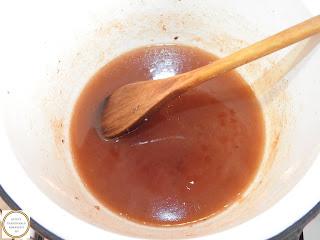 Zahar ars stins cu zeama de prune reteta de casa pentru gatit mancare retete culinare mancaruri dulci,