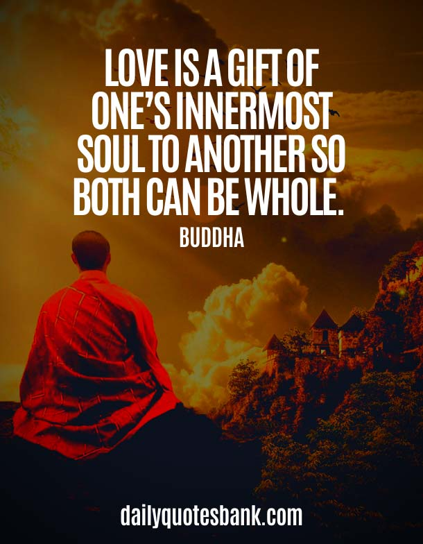 Buddha Quotes On Changing Yourself In Love