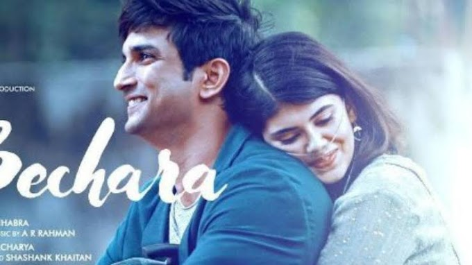Dil Bechara 2020 full movie download free-Sushant Singh Rajput