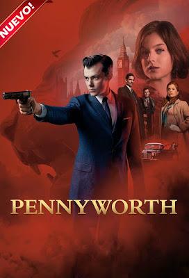 Pennyworth (TV Series) S01 DVD R1 NTSC Latino 3xDVD5