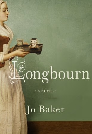 Longbourn by Jo Baker – Book Cover
