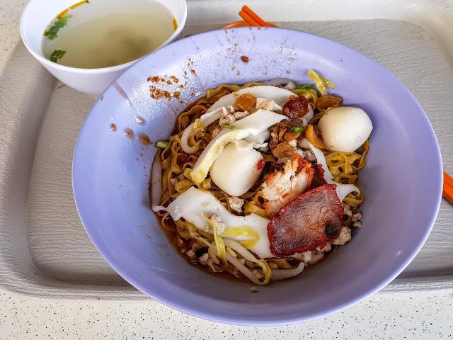 Ah_Tee_Ko_Ko_Mee_Kelantan_Lane_亞弟叩叩面