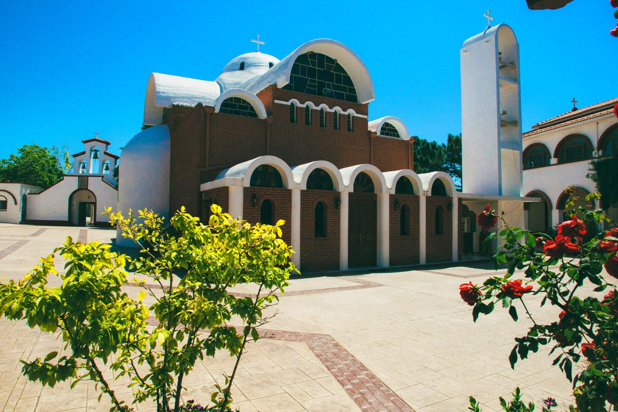 Κρούσματα κορoνοϊού και θάνατος στην Ιερά Μονή «Παναγίας του Έβρου»