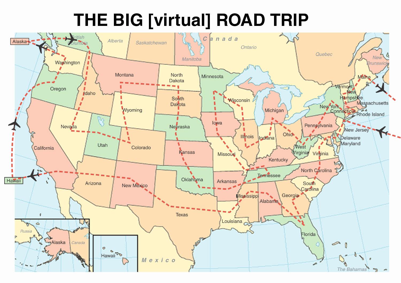 us national parks optimal road trip 1 big road trip map map apokoronas roadtrip