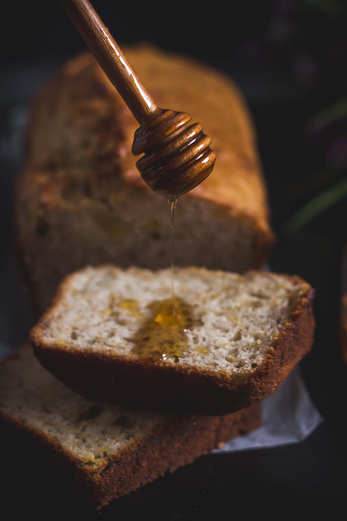 Banana Bread without Eggs