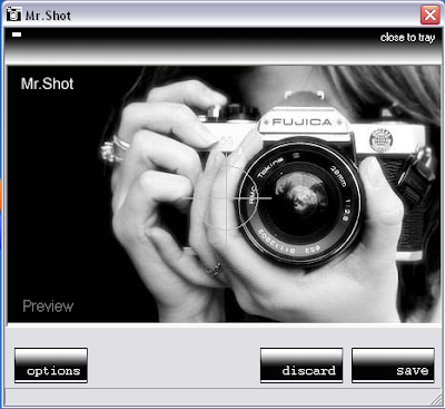 Mr.Shot - Capture Screen in One Shot