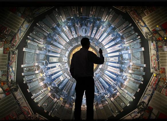 LHC time machine