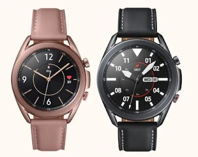 Samsung Galaxy Watch 3 memiliki fitur EKG di Korea Selatan saja untuk saat ini