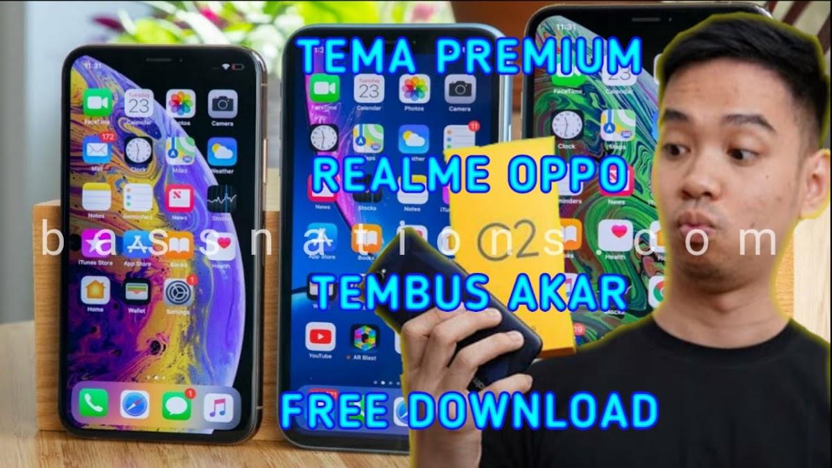Download Wallpaper TEMA OPPO REALME PREMIUM FREE DOWNLOADSPERMANEN