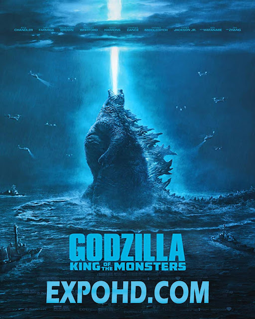 Godzilla King Of The Monsters 2019 IMDb 720p | 1080p | HDRip x 261 ACC 1.3Gb [Download]
