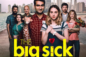 Haq's Musings: The Big Sick Movie: A Self-Portrait of