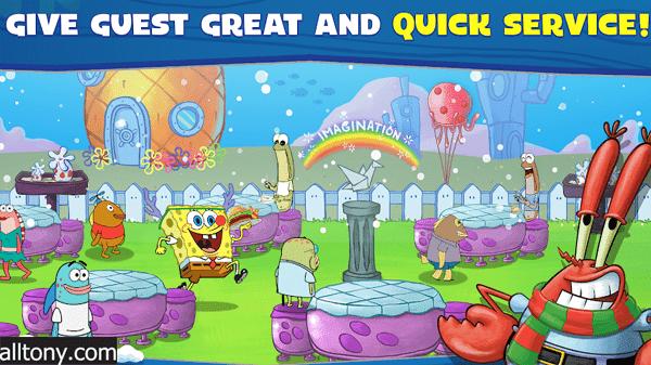 تنزيل لعبة SpongeBob: سبونجبوب للأيفون والأندرويد APK رابط مباشر