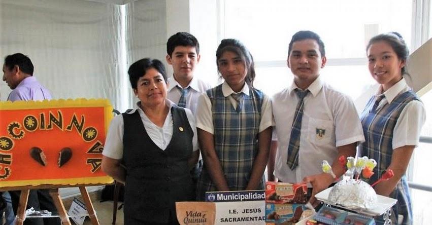 Estudiantes emprendedores de Lima harán pasantía en España, gracias al concurso metropolitano «Lima Emprende» www.munlima.gob.pe