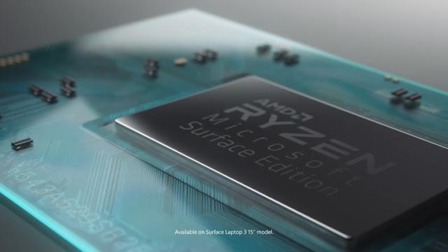 Surface 3 AMD Ryzen Microsoft Surface Edition