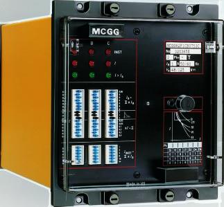 電氣生涯 Electrical Life: 故障繼電器及跳脫特性 IDMT Relay and Curve