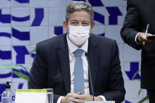 Lira diz que vai se guiar pela Constituição na condução do episódio – Foto: Luis Macedo/Câmara