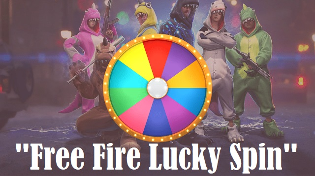 Free Fire Lucky Spin