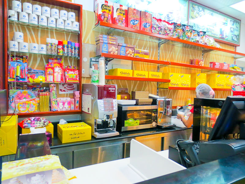 goldilocks bakeshop products