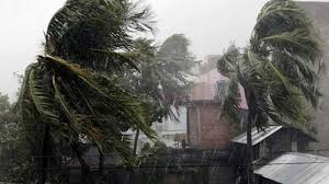 80 kilometers forecast of strong storms