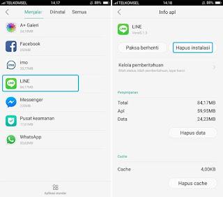 cara Mengatasi HP Android Sering Restart