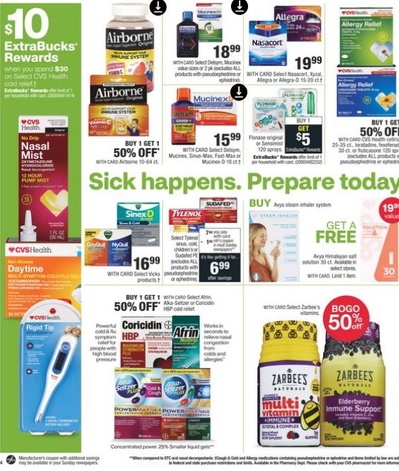 CVS Weekly Ad Preview 1/19-1/25 Page-5