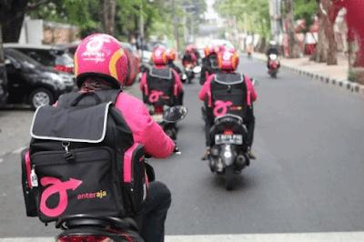 Lowongan Kerja Kurir (Satria) PT Tri Adi Bersama (Anteraja) Area Serang, Pandeglang & Lebak