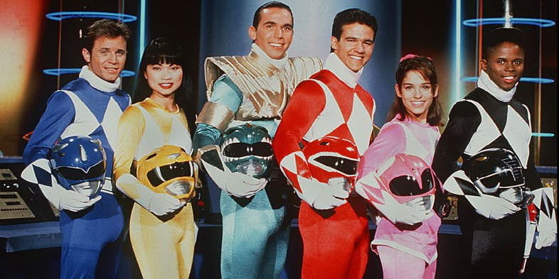 The Power Rangers Curse
