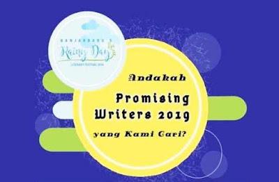 Undangan Menulis Puisi Banjarbaru's Rainy Day Literary Festival 2019