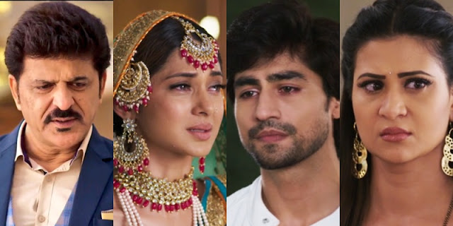Bepannah 15th October 2018 Written Episode Update: Harsh Supports Anjana