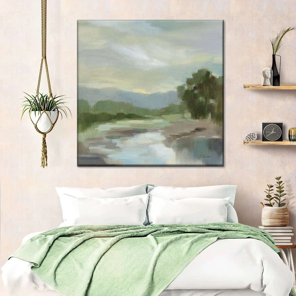 Sage Green Tranquil Colour To Decorate Bedroom