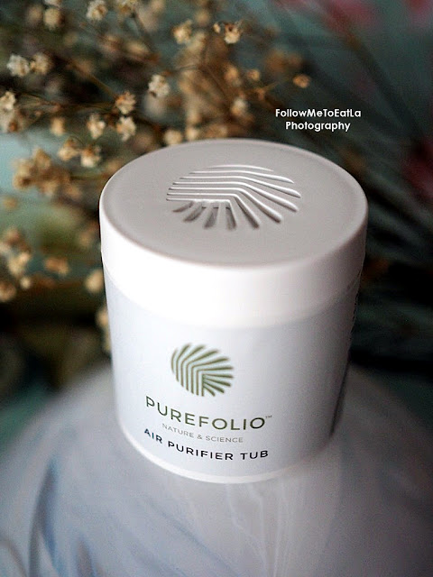 Stay Safe With PUREFOLIO Air Purified Tub