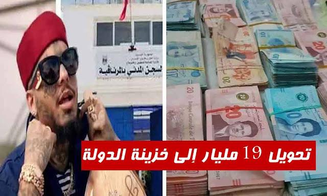الحكم بالسجن 5 سنوات وخطية مالية قدرها 100 ألف دينار على 'سواغ مان'
