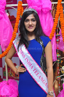 Simran Chowdary Winner of Miss India Telangana 2017 18.JPG