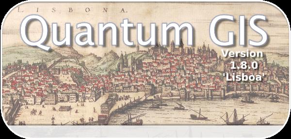 quantum gis 1.8.0 lisboa